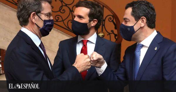 """Los barones del PP cargan contra el anuncio del fin de las mascarillas: """"Busca rédito electoral"""""""