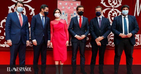 Los otros barones del PP aseguran que el 'modelo Ayuso' no es exportable al resto de España