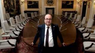 Miquel Iceta: 'A la mesa con Cataluña yo llevaría la reforma constitucional para una España federal'
