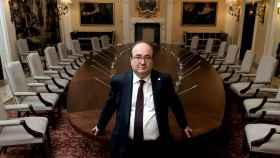 Miquel Iceta, ministro de Política Territorial y primer secretario del PSC.