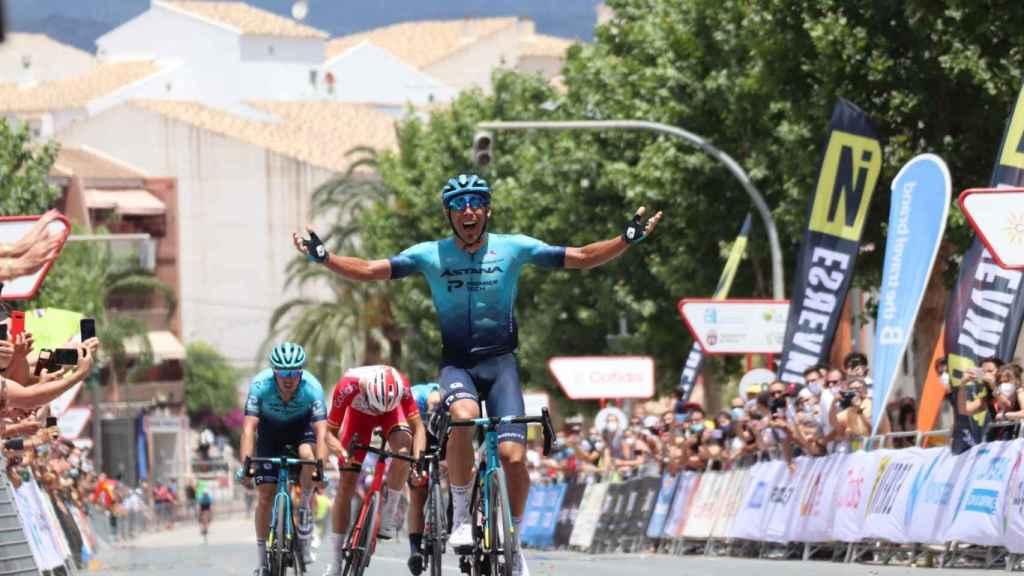 Omar Fraile se proclama nuevo campeón de España