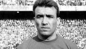 Luis del Sol, durante su etapa como jugador