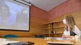 Las directoras generales de Asuntos Europeos y de Turismo y Artesanía de Castilla-La Mancha se han reunido con los responsables de la Comisión Europea