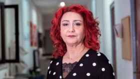 Olga Arribas, en una imagen de la agencia Efe