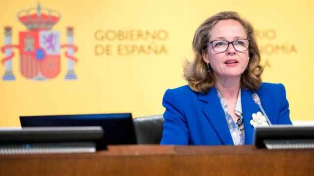 La ministra Nadia Calviño, en una imagen de archivo de Europa Press