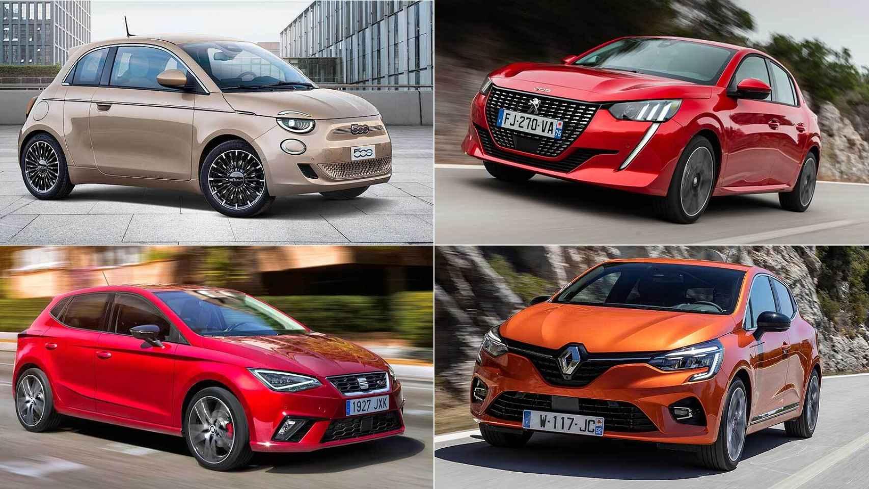 15 coches nuevos de hasta 15.000 euros para disfrutar en verano