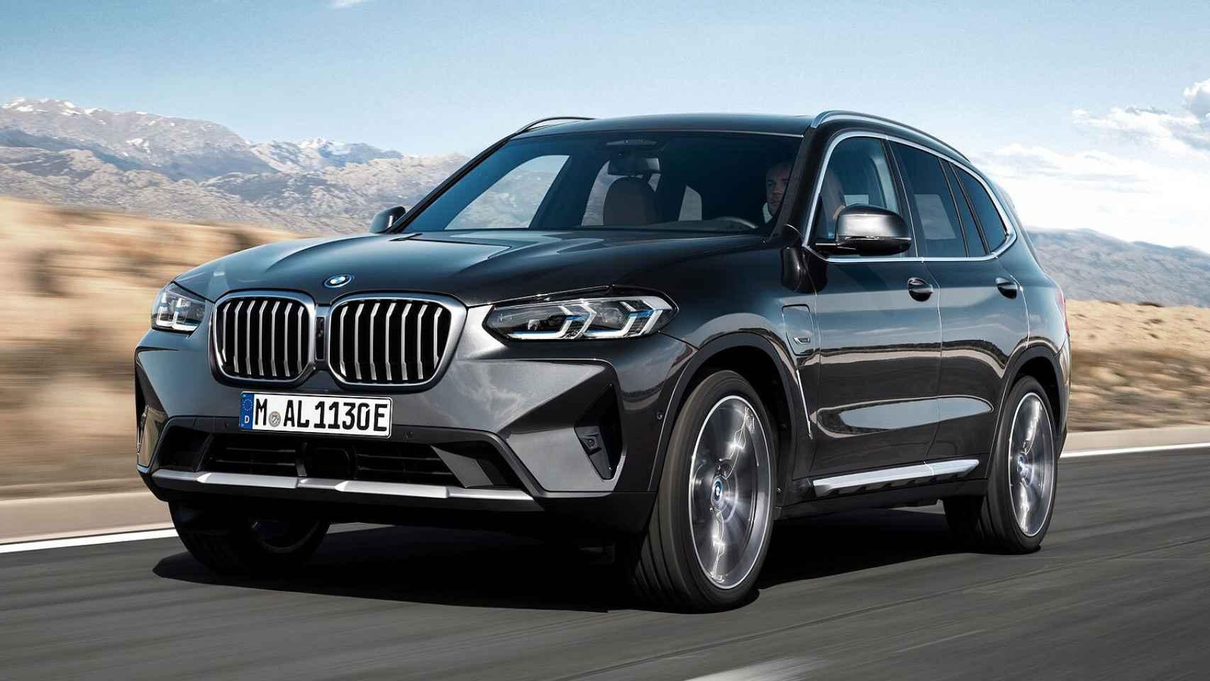 BMW X3 y X4: diseño y electrificación… estos son los cambios que incorporan estos SUV de éxito