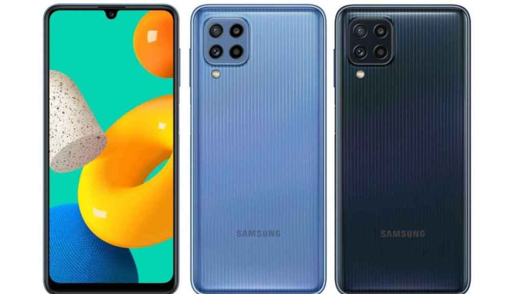 Galaxy M32 colores
