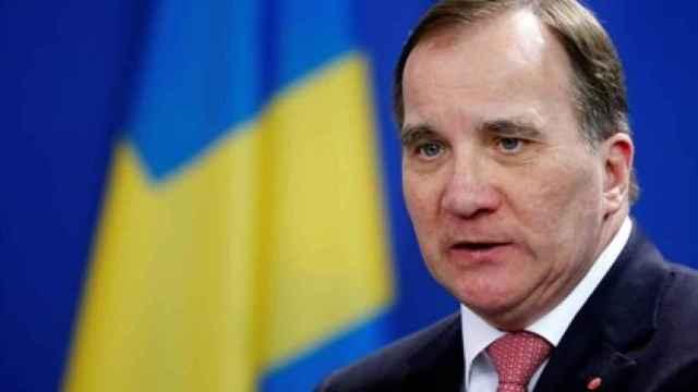 El primer ministro de Suecia, Stefan Löfven. Reuters