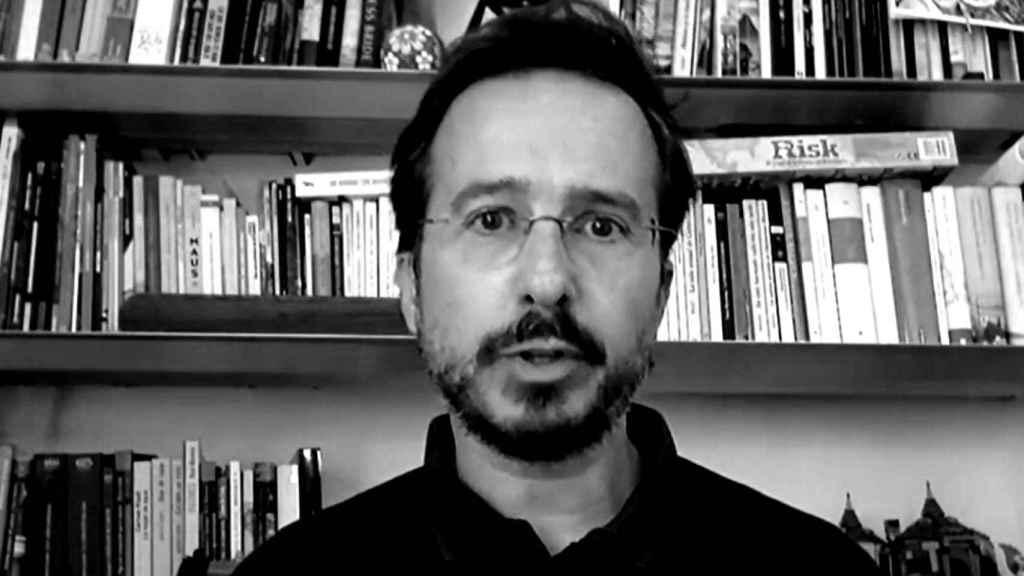 El economista, José Ignacio Conde Ruiz.
