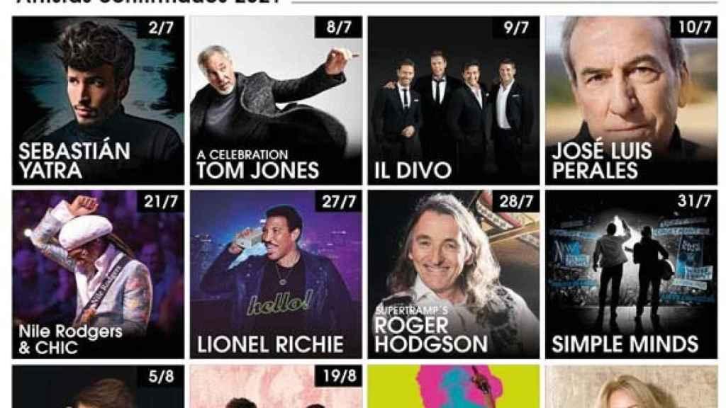 Starlite Marbella 2021