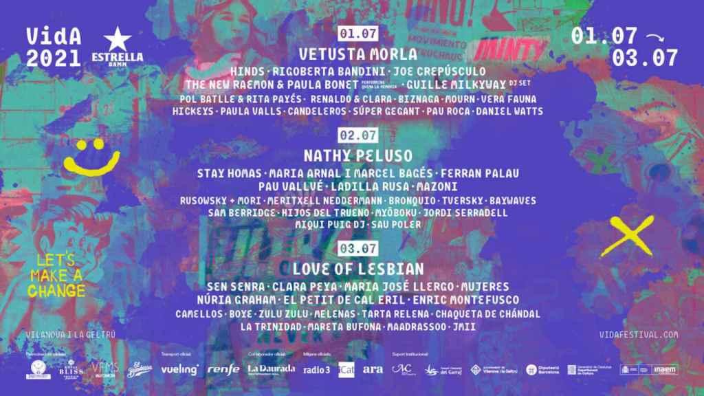 Vida Festival Internacional de Vilanova i la Geltrú
