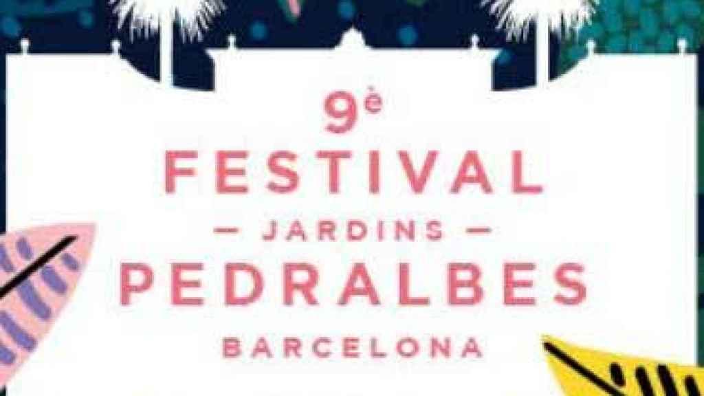 Festival Jardins de Pedralbes 2021