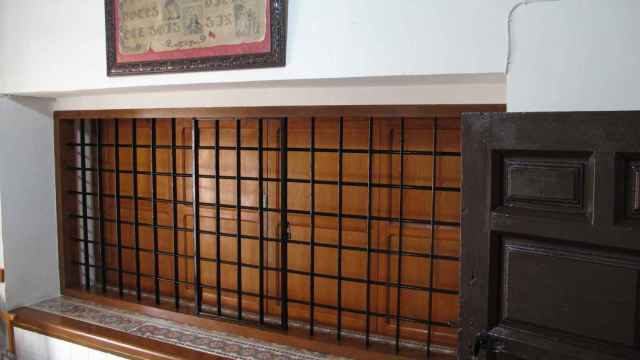 El convento de Mula, por dentro.