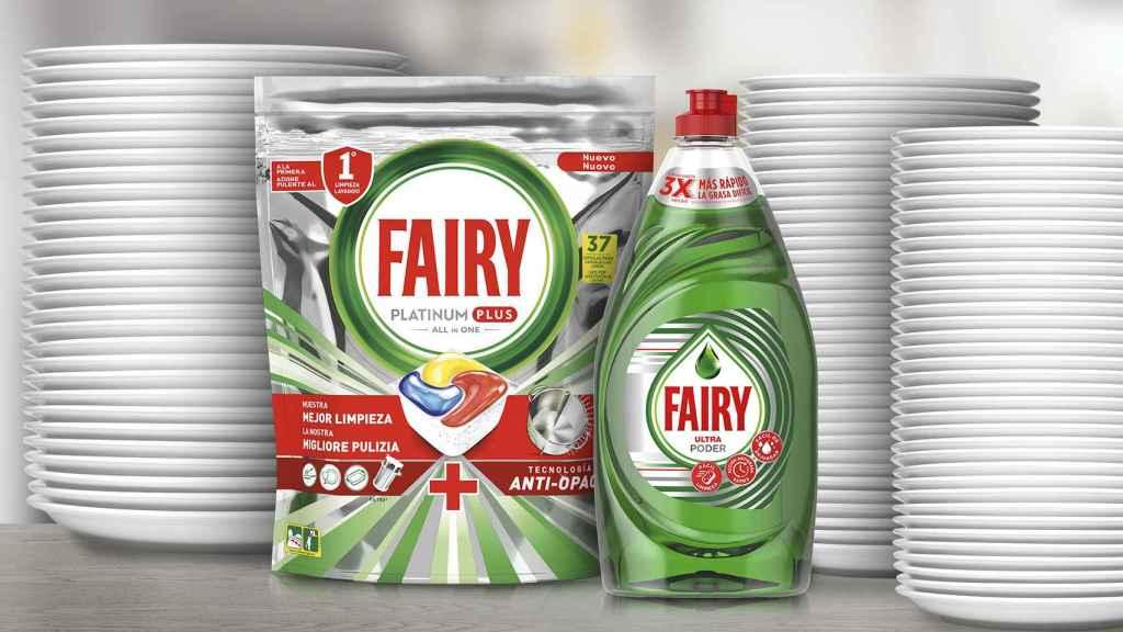 Presentado por Fairy