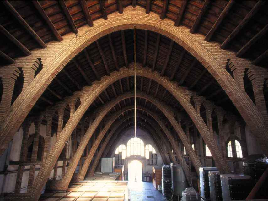 Catedral del Vino en la Conca de Barberà.