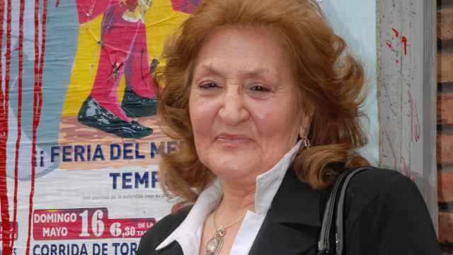 Laly Bazán en una imagen de archivo tomada en abril de 2010.