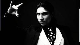 El Yiyo, bailaor de flamenco.