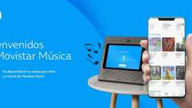 Movistar Música llega a España: un servicio de streaming con suscripción semanal