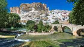 Alcalá del Júcar, en Albacete. Imagen de archivo