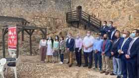 Acto de presentación del Grupo de Estudios del Campo de San Juan en la Mancha en Consuegra