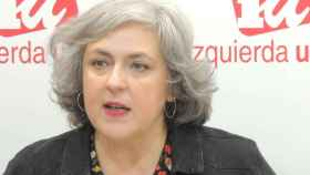 Isabel Álvarez, responsable del Área de Mujer de Izquierda Unida en Castilla-La Mancha