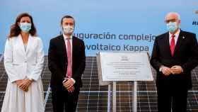 Repsol inaugura en Ciudad Real su primer parque fotovoltaico, de 126 MW por 100 millones