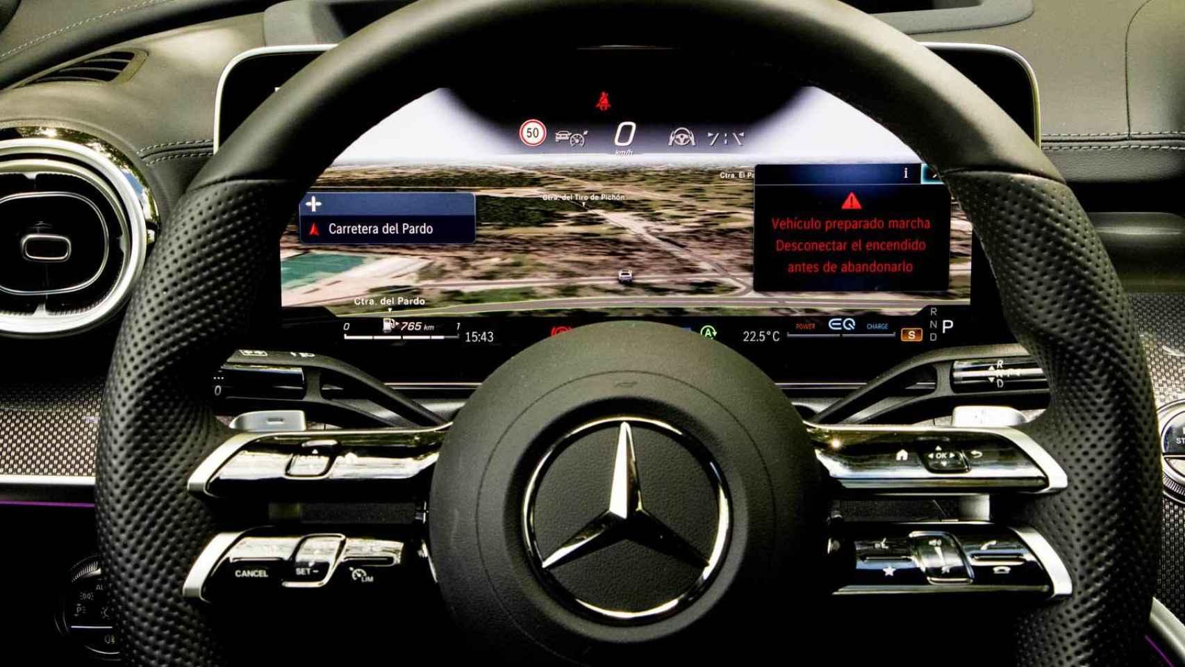 Galería de fotos del nuevo Mercedes Clase C 2021