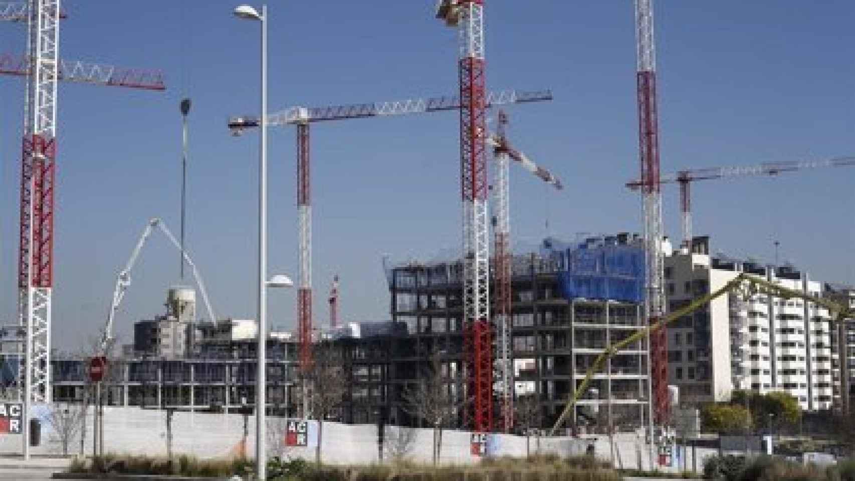 Los costes de ciertos materiales necesarios para las obras públicas se disparan