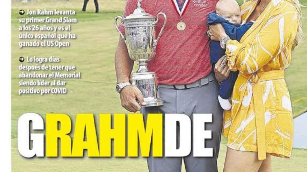 La portada del diario Mundo Deportivo (22/06/2021)