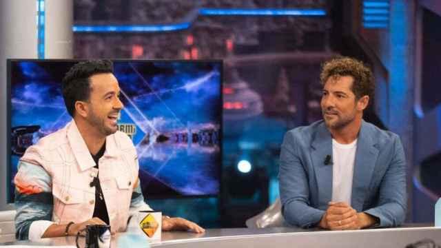 David Bisbal y Luis Fonsi plantan cara a Eurocopa y elevan 'El Hormiguero' como lo más visto