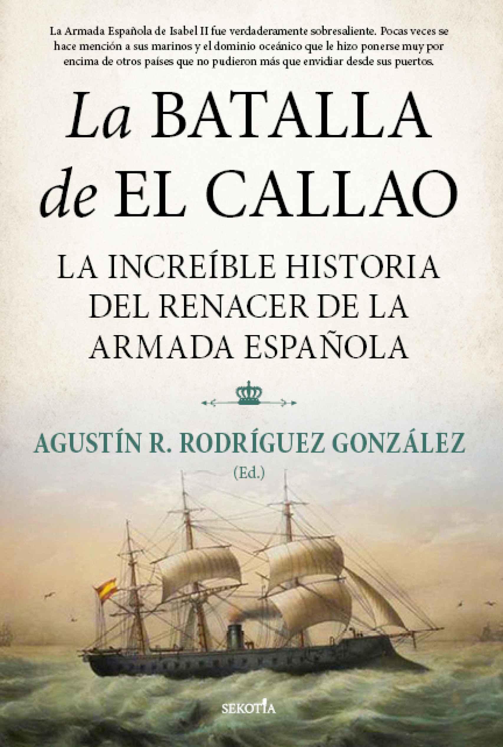 Portada de 'La batalla de El Callao'.