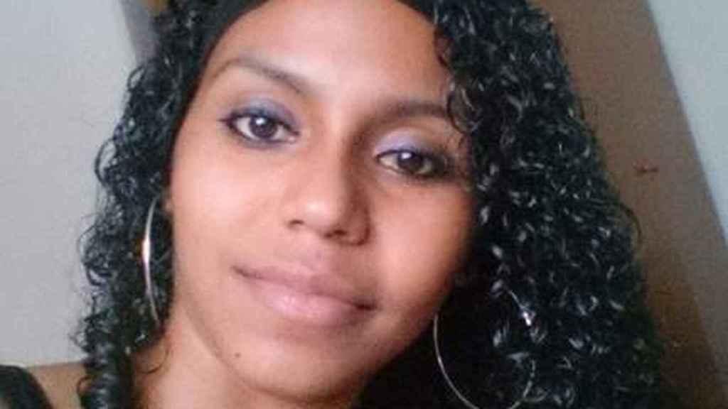 La joven hondureña Heidi Paz, asesinada por su pareja en 2018.
