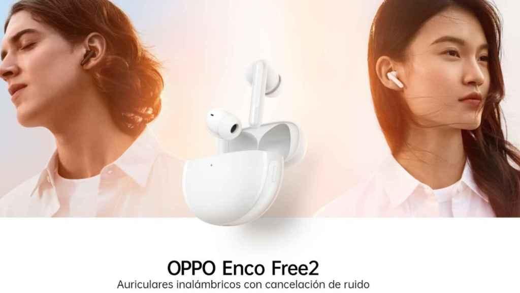 OPPO Enco Free 2