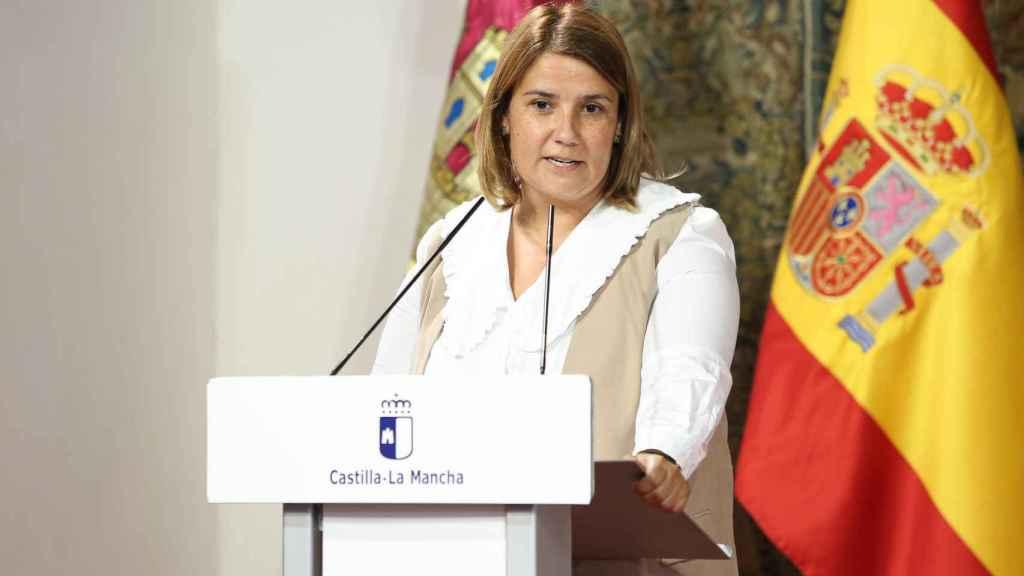 Tita García, presidenta de la FEMP en Castilla-La Mancha.