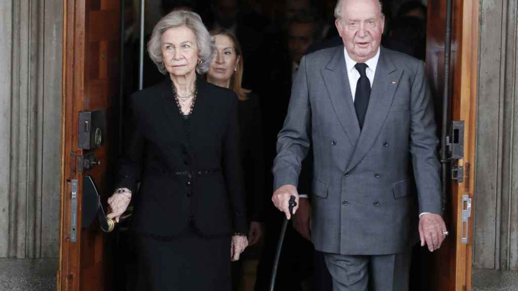 El reencuentro entre don Juan Carlos I y la emérita Sofía ya tiene fecha.