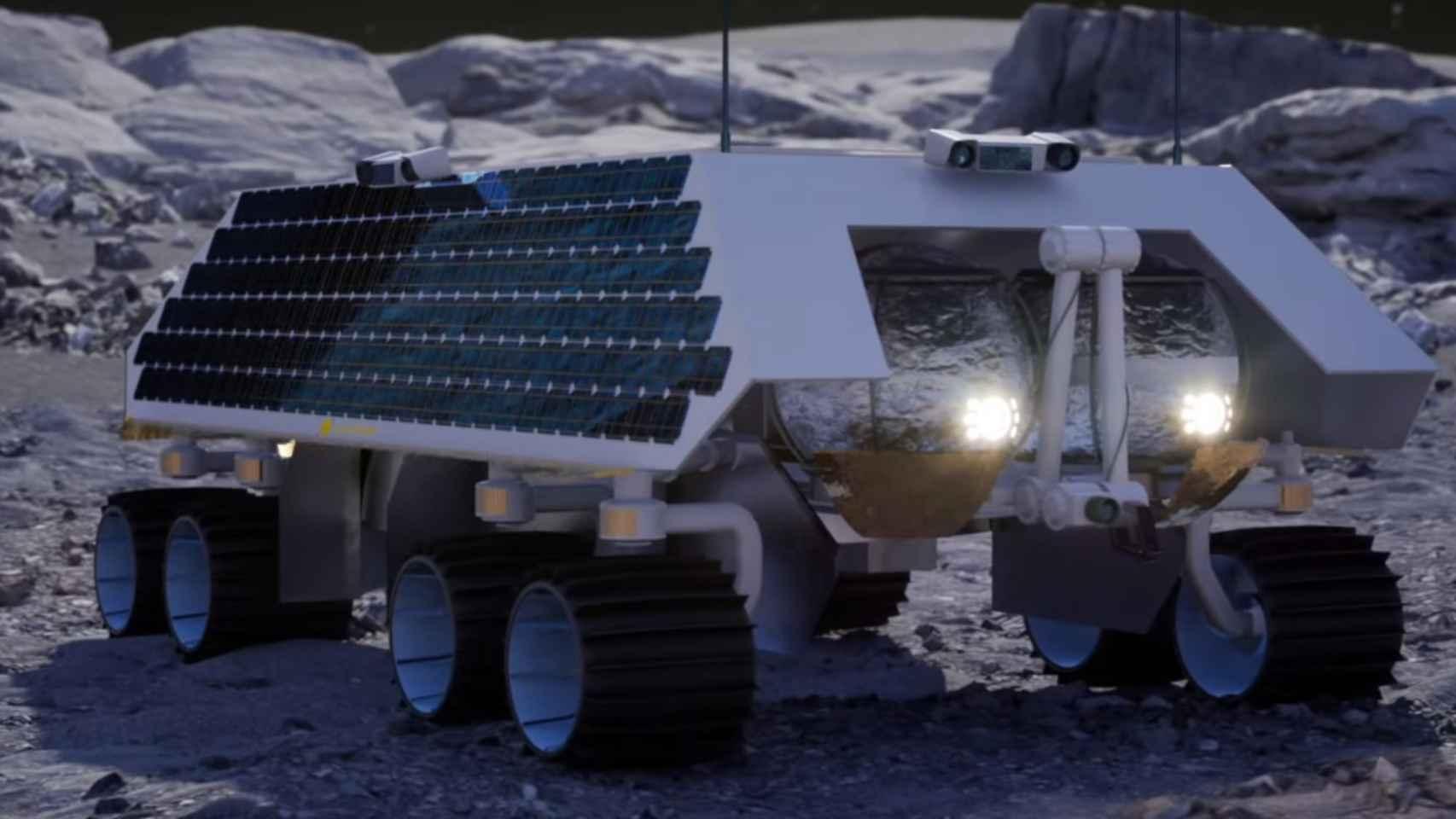 Rocket Mining System