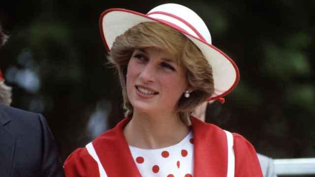 Diana de Gales, en una foto de archivo.