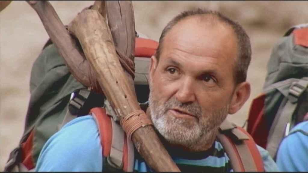 El montañero Juanito Oiarzabal es uno de los capitanes asiduos del programa.