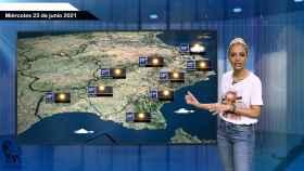 El tiempo para el miércoles 23 de junio: subida de temperaturas y tormentas en gran parte de España