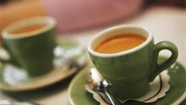 Cafés.