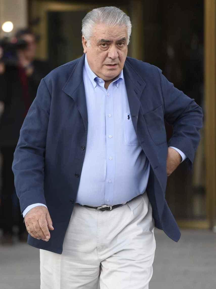 Lorenzo Sanz, en una imagen de archivo.
