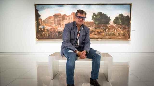 Guillermo, sobrino de Carmen Cervera, en una imagen cedida a EL ESPAÑOL.