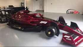 Así serán los Fórmula 1 de 2022