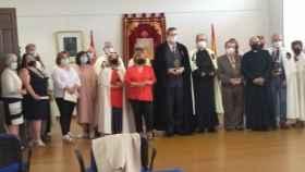 Entrega de distinciones de la Orden del Camino de Santiago en El Toboso