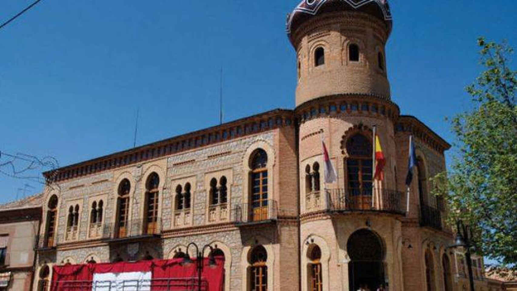 Ayuntamiento de Mora (Toledo)