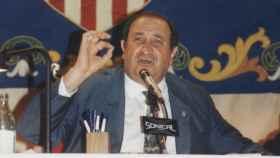 El empresario y político Jesús Gil, fallecido en 2004.