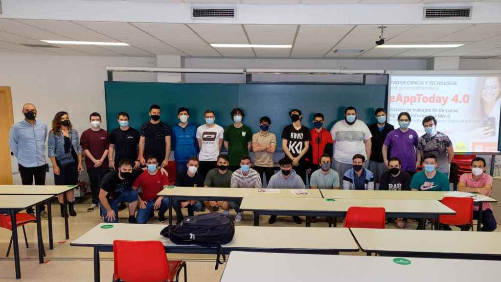 Participantes de la presente edición de TheAppToday.