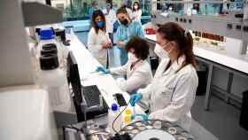 Gamaser es el laboratorio de calidad de aguas de Global Omnium donde se analizan las muestras de aguas residuales para cuya recogida se ha aplicado la tecnología de Logístiko.