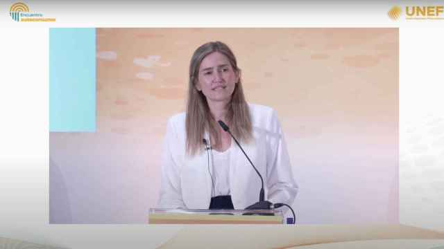Sara Aagesen, secretaria de Estado de Energía
